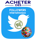 Achetez des Followers Twitter
