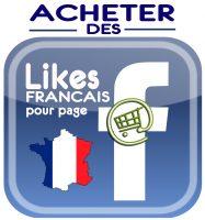 Acheter des likes Français Facebook