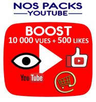 achat vues youtube et likes youtube